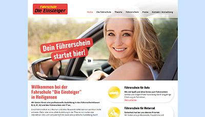 individuelles Webdesign für Ihre Firmenwebseite