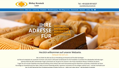 Responsive Webseitenprogrammierung Berlin